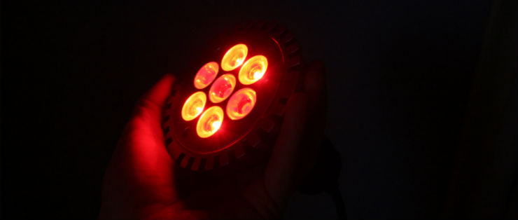Your Complete Guide To Near Infrared Light Therapy Red