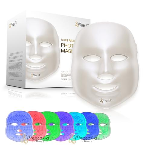Led Photon Therapy 7 Color Light Treatment Skin