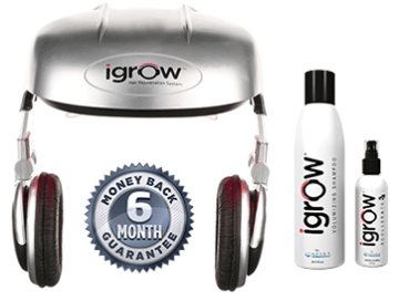 Igrow Hair Growth Laser System Red Light Therapy