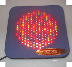 Infrared Light Therapy Pad With 185 Leds And Straps Red