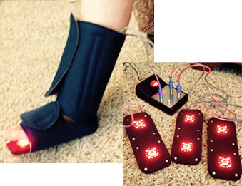 Infrared Therapy Boot Red Light Therapy