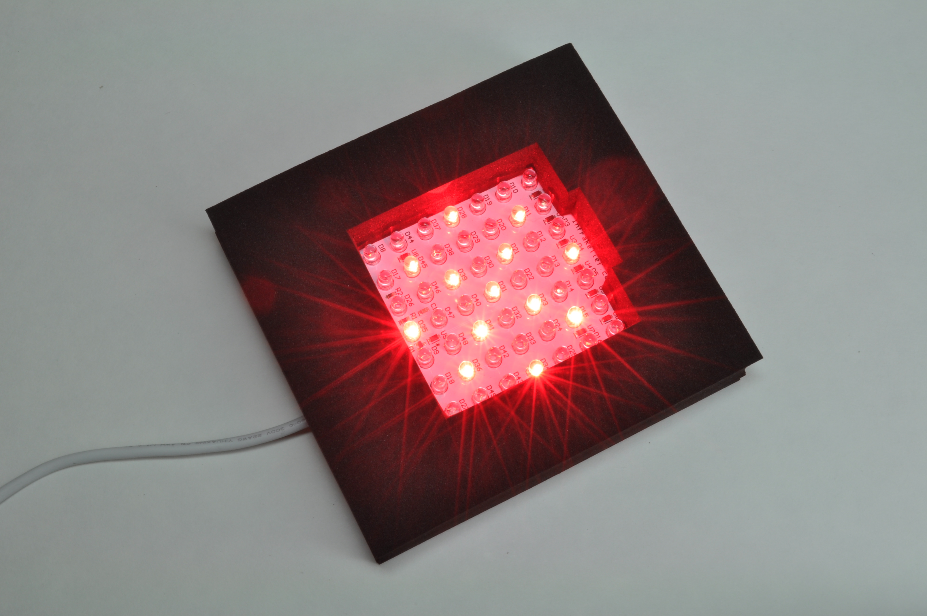 Infrared Led Therapy Pad Red Light Therapy