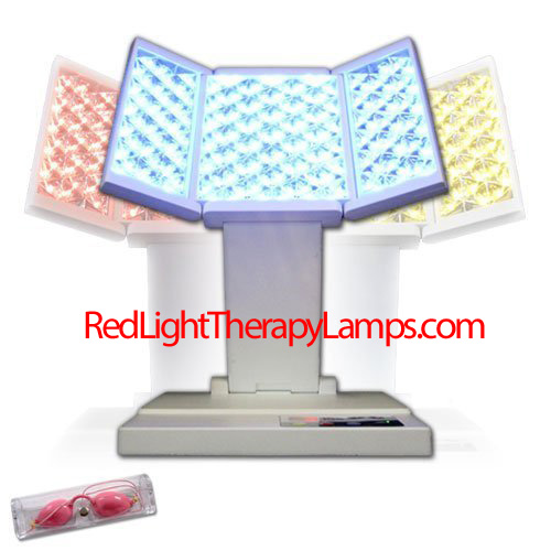 Home Red Light Therapy: Table-top Light Therapy Device
