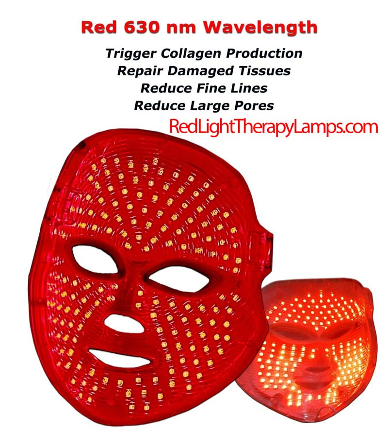 Red Light Therapy Facial Mask Red Light Therapy