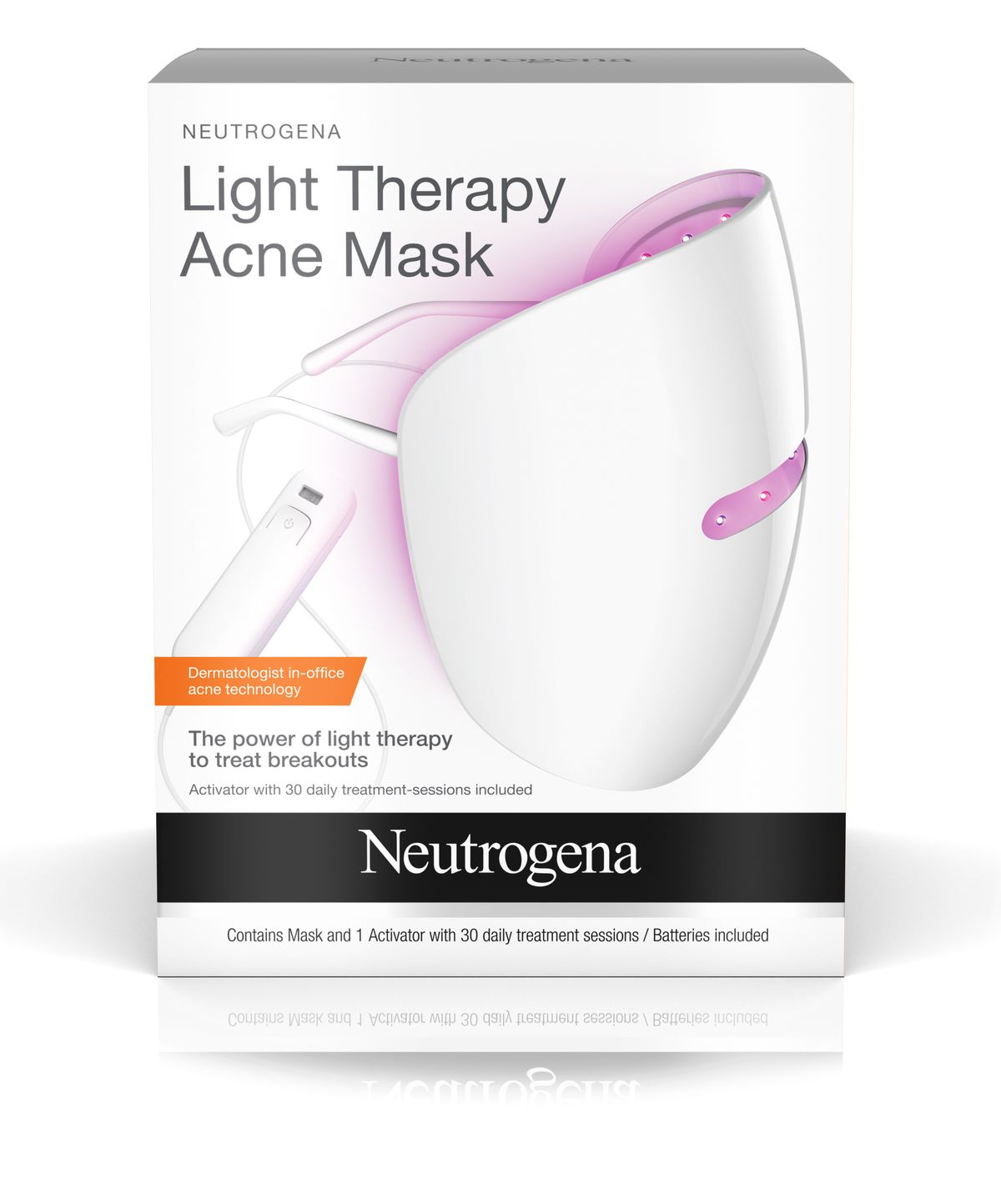 Light Therapy Acne Mask Red Light Therapy
