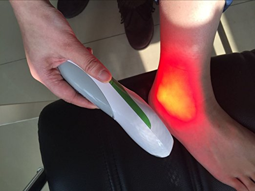 Joint Pain Led Light Therapy Red Handheld Pdt Machine