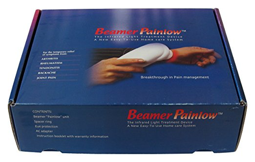 Beamer Painlow Infrared Treatment Rheumatic Pain Relief