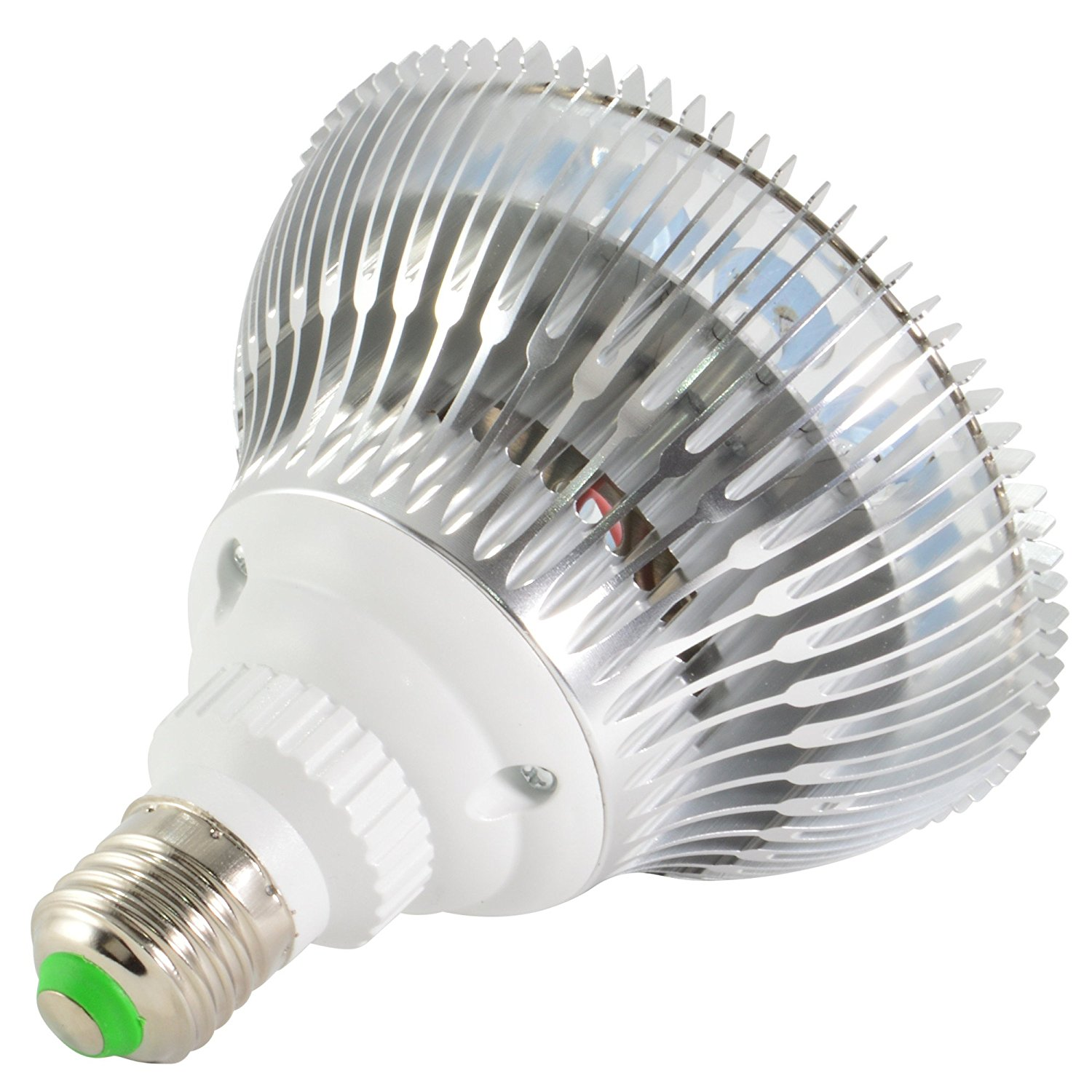 Abi 25w deep red 660nm led light bulb red light therapy for Which light bulb to buy